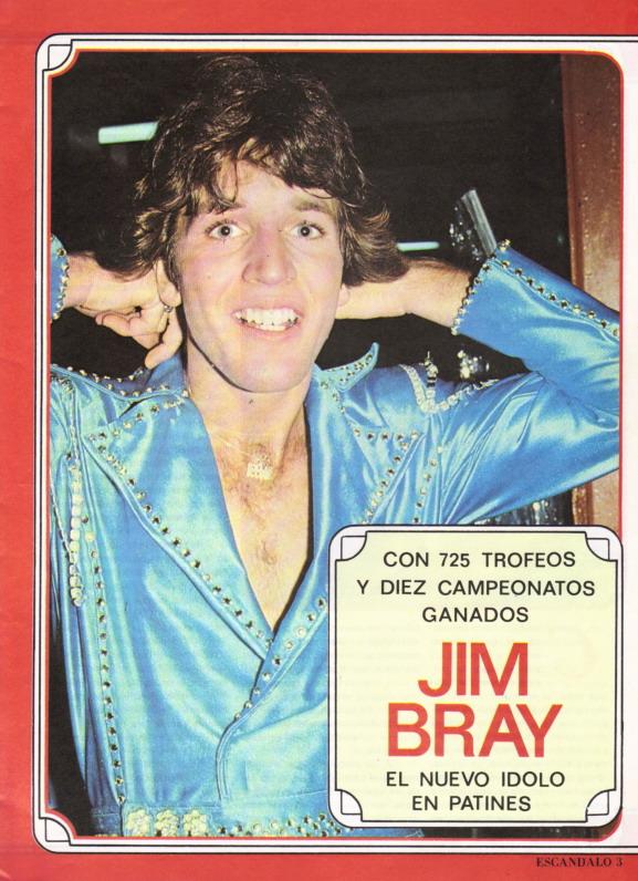 Jim Bray Appreciation Pages - Escandalo