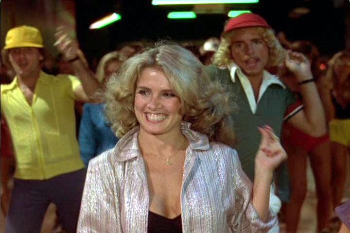 Roller Boogie Kimberly Beck Lana