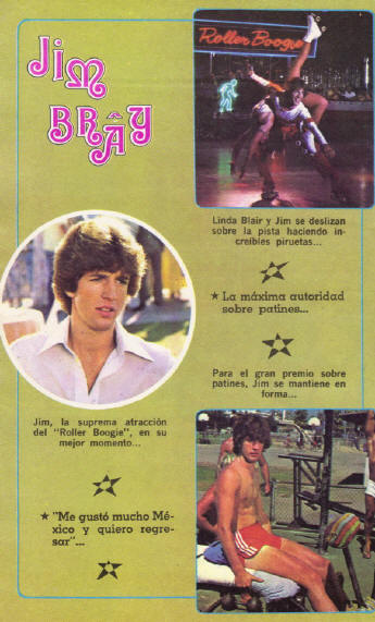 Jim Bray - TV Guide (Mexico) October 30 - Nov 5
