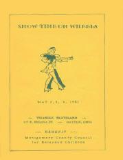 1961 Show Time on Wheels Program (Dayton OH)