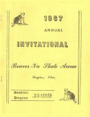 1967 Annual Beaver-Vu Invitational Program (Dayton OH)