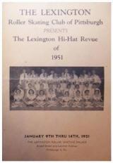 1951 Lexington Hi-Hat Revue (Pittsburgh PA)