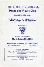 1955 Holiday in Rythym (Chino CA)