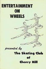 1977 Skating Club of Cherry Hill Program