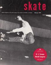 SKATE - February 1959