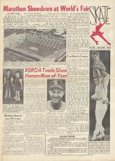 SKATE Magazine - April 1965