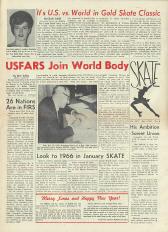 SKATE Magazine - December 1965