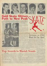 SKATE Magazine - January 1965