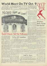 SKATE Magazine - October 1965