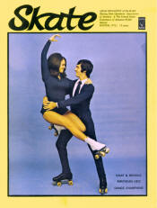 Graf & Brooks - Skate Magazine - Winter, 1971