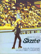 Skate Magazine - Winter 1975