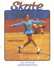 Robbie Coleman - Skate Magazine - Fall 1977