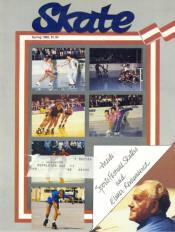 Skate Magazine - Spring 1982