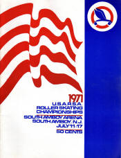 1971 USARSA Rolelr Skating Program