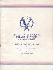 1948 USARSA Championship Program Cover