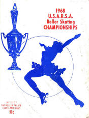 1968 USARSA Roller Skating Program