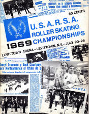 1969 USARSA Roller Skating Program