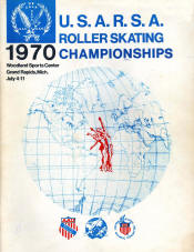 1970 USARSA Roller Skating Program