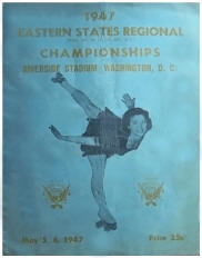 1947 Eastern States Regional Championship Program  (Washington DC)
