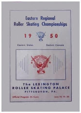 1950 Eastern States Regional Championship Program (Pittsburgh PA)