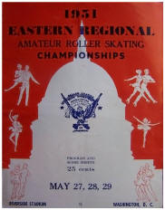 1951 Eastern States Regional Championship Program (Washington DC)