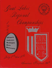 1966 Great Lakes Regional Championship Program
