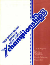 1975 National Roller Skating Championship Program