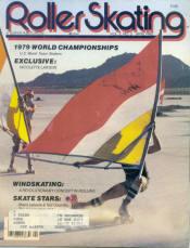 Roller Skating Magazine - April 1980
