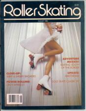 Roller Skating Magazine - August 1980