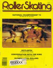 Roller Skating Magazine - February 1980