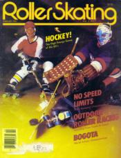 Roller Skating Magazine - February 1981