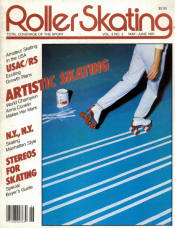 Roller Skating Magazine - May 1981
