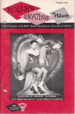 Roller Skating News - February 1958
