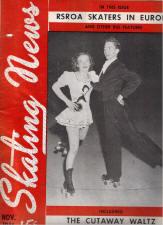 Skating News -  November 1945
