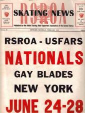 Skating News -  February 1946
