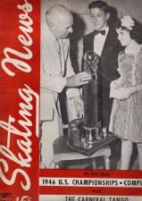 Skating News - September 1946