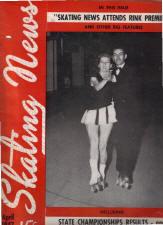 Skating News - April 1947