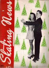 Skating News - December 1947