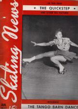 Skating News - January 1947