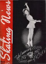 Skating News - March 1947