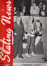 Skating News - November 1947