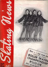 Skating News - April 1948