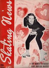Skating News - February 1948