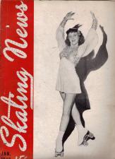 Skating News - January 1948