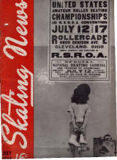 Skating News - July 1948