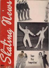 Skating News - May 1948
