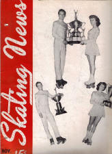 Skating News - November 1948