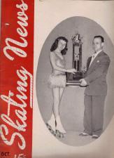 Skating News - October 1948
