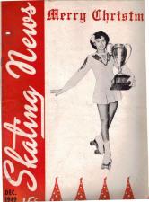 Skating News - December 1949