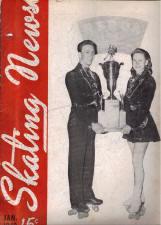 Skating News - January 1949